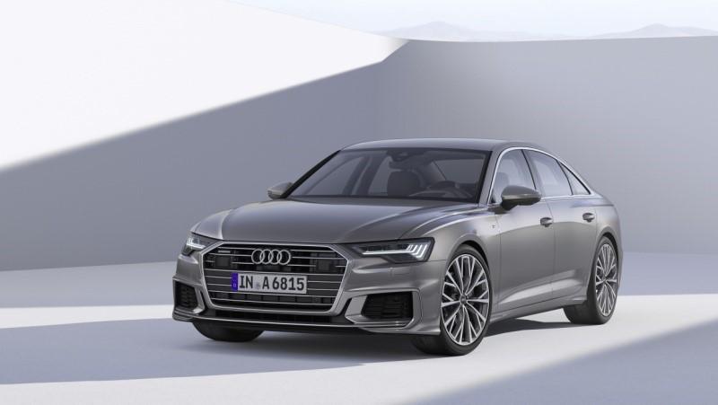 Nouvelle Audi A6 2018