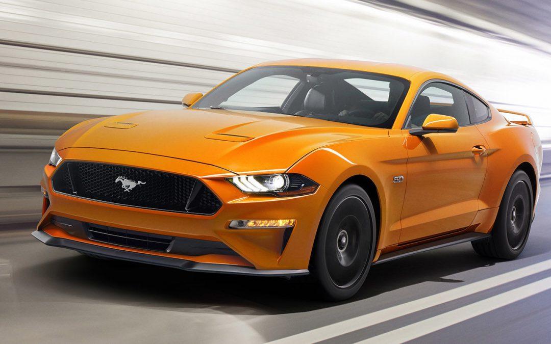 Nouvelle Ford Mustang 2018 et sa version BULLITT